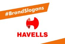 Best Havells Brand Slogans