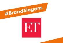 Economic Times Brand Slogans