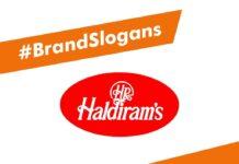 Best Haldirams Brand Slogans