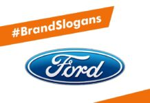 Ford Brand Slogans