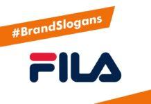 Fila Brand Slogans