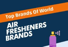 Air Fresheners Brands in the World