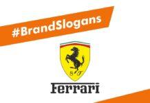 Ferrari Brand Slogans