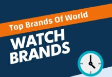 Watch Brands in the World