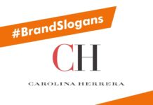 Carolina Herrera Brand Slogans