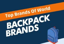 Best Backpack Brands in the world