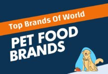 Best Pet Food Brands in the world