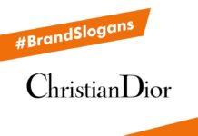 Christian Dior Brand Slogans