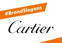 Cartier Brand Slogans