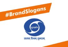 Doordarshan Brand Slogans
