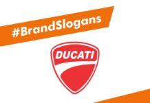 Ducati Brand Slogans