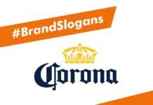 Corona Extra Beer Brand Slogans