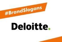 Deloitte Brand Slogans