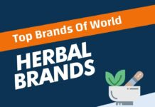 Herbal Brands in the world