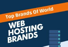 Web Hosting Brands in the world
