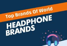 Headphone Brands in the World