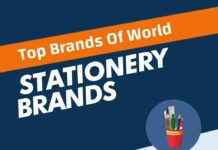 Best Stationery Brands of the World