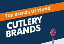 Cutlery Brands in the World