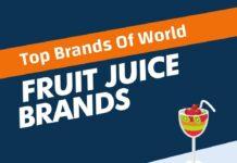 Best Fruit Juice Brands of the World