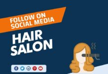 Hair Salon Brands to Follow On Social Media