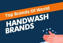 Handwash Brands of the world