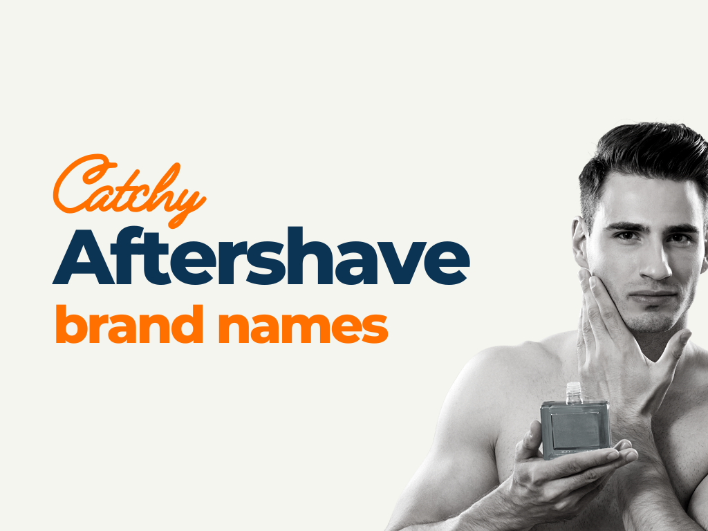 aftershave brand names ideas