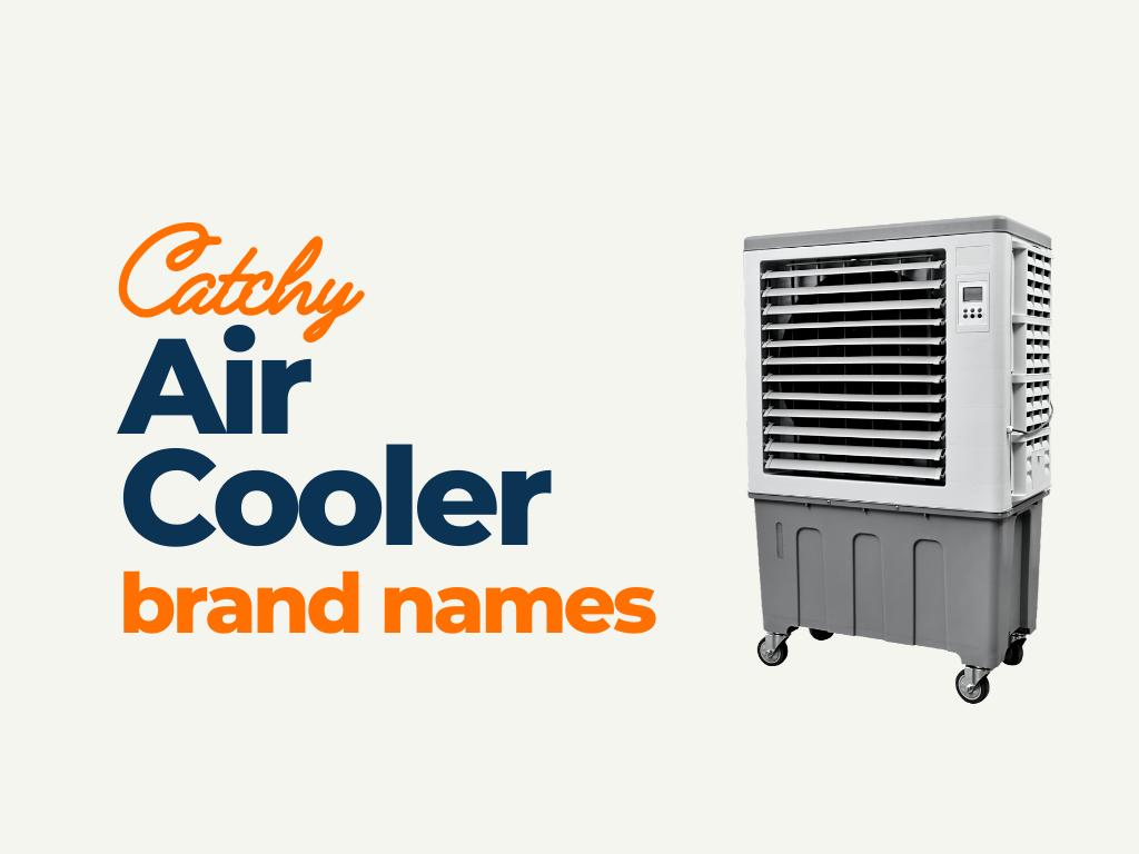 air cooler brand names