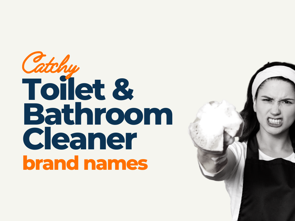 toilet bathroom cleaner brand names