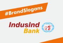 Indusind Bank Brand Slogans