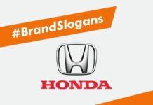 Honda Brand Slogans