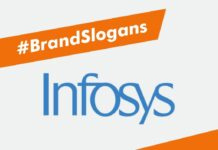 Infosys Brand Slogans