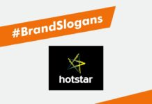 Hotstar Brand Slogans