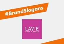 Lavie Brand Slogans