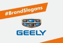 Geely Brand Slogans