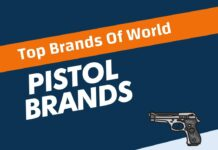 Pistol Brands in the World