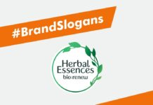 Herbal Essences Brand Slogans