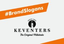 Keventers Brand Slogans