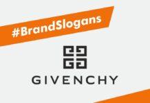 Givenchy Brand Slogans