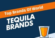 Tequila Brands in the World