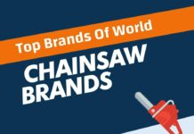 Chainsaw Brands in the World