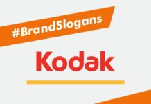 Best Kodak Brand Slogans