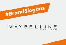 Maybelline Brand Slogans