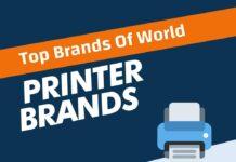Printer Brands in the World
