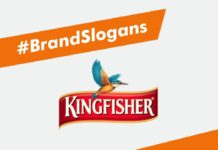 Best Kingfisher Beer Brand Slogans