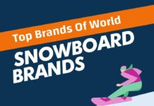 Snowboard Brands in the World