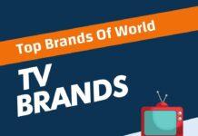 Best TV Brands in the World