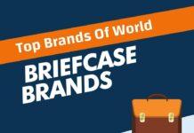 Briefcase Brands in the World