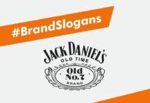 Jack Daniel Brand Slogans