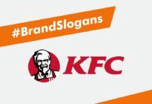 KFC Brand Slogans