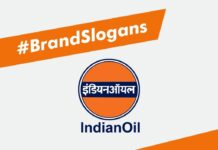 Indian Oil Brand Slogans